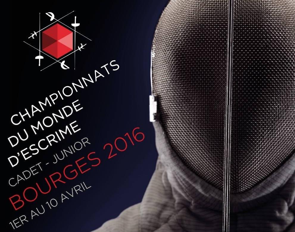 FIE - Mistrzostwa Świata w Bourges