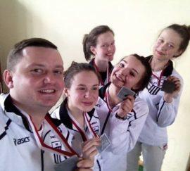 Warszawianka najlepsza na Ogólnopolskiej Olimpiadzie Młodzieży