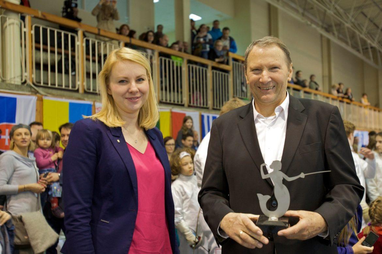 Warszawska Syrenka-turniej szermierczy dzieci młodzieży i amatorów w szpadzie