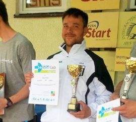 Brązowy medal Jana Stysia na SadybaCup 2016