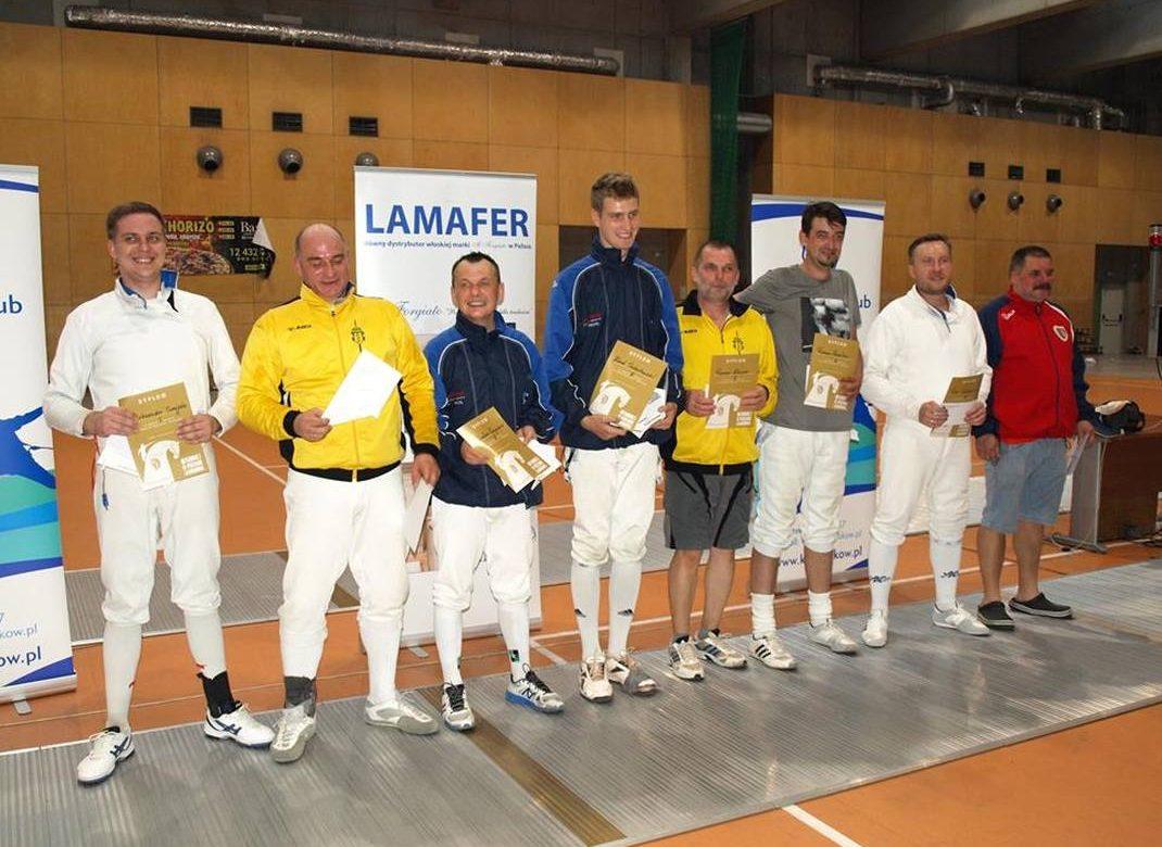 Zawodnik Warszawianki zgarnia Puchar Lajkonika