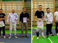 Dwa srebra na III Grand Prix Polski Weteranów w szermierce
